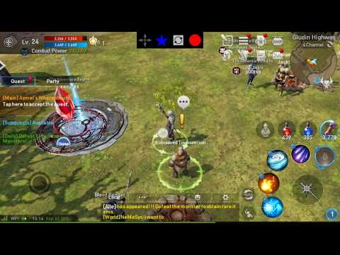 Auto Play Lineage 2 Revolution on Android