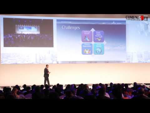 Oracle Cloud World 2013, Dubai - Emirates Group study case 1