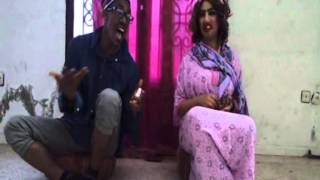 Psiko Ouslam & Imane Samite _  عْـلاَش اْنــتَ غَـضــبَانْ ( ahmed allah rouicha )