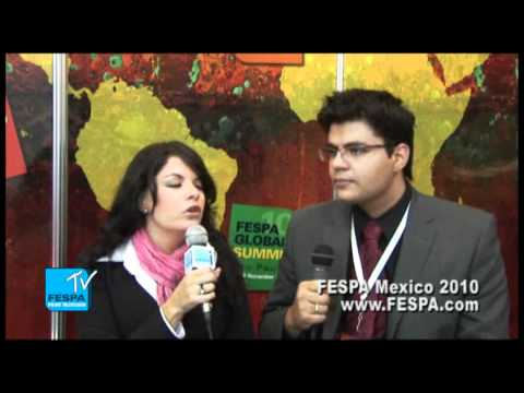 FESPA Mexico City Interview with Stork Prints - FESPA TV