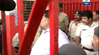 Pappu Yadav comes out of jail in Ajit Sarkar murder case