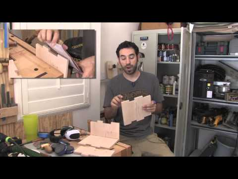 187 - How to Build a Knife Block
