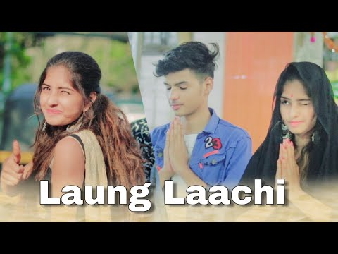 Laung Laachi | Mannat Noor | Cute Love Story | Maahi Queen