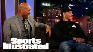 LaVar Ball Or Lonzo Ball Vs. Michael Jordan: Who Would You Rather See? | SI NOW | Sports Illustrated thumbnail