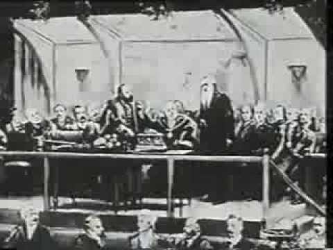 William Booth -- Salvation Army 1953 Documentary