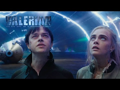 "Valerian and the City of a Thousand Planets | ""Paradise"" TV Commercial 