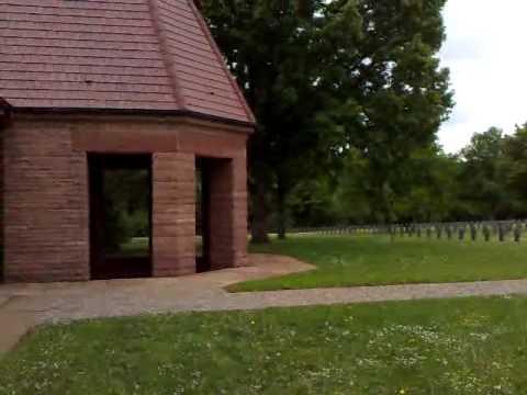 Andilly Deutscher Soldatenfriedhof Mai 2009 Frankreich