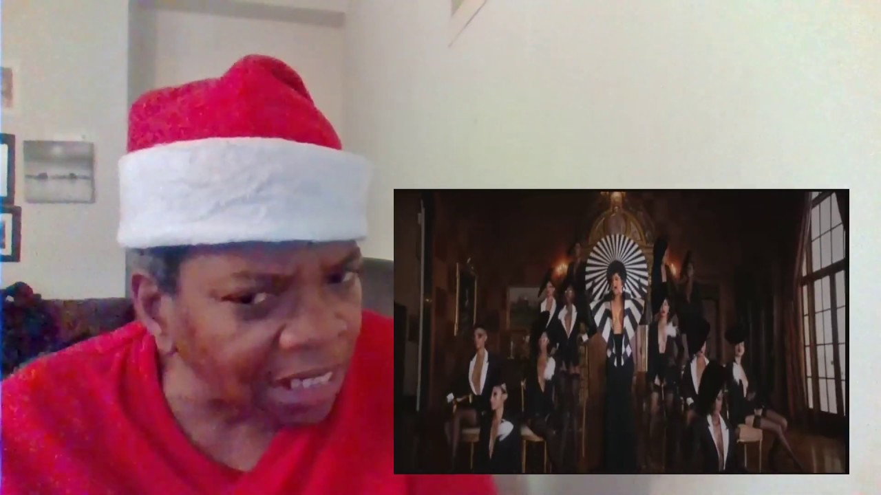 My First #official  Reaction video on  Cardi B Music Video  Money (YouTube we thank you!