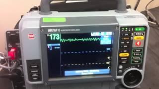 PhysioControl Lifepak 15