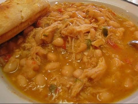 Generate Betty's White Bean Chicken Chili Screenshots