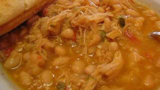 Betty's White Bean Chicken Chili