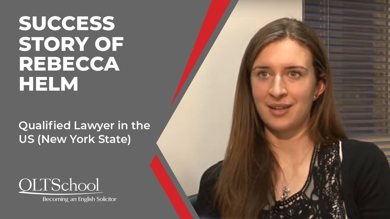 Success Story of Rebecca Helm - QLTS School's Former Candidate