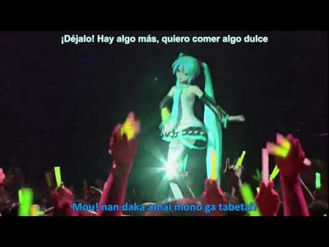 39's Giving Day Hatsune Miku [Lyrics + Karaoke + Subtítulos Español]