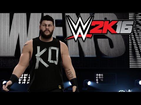 Kevin Owens Entrance Trailer - WWE 2K16