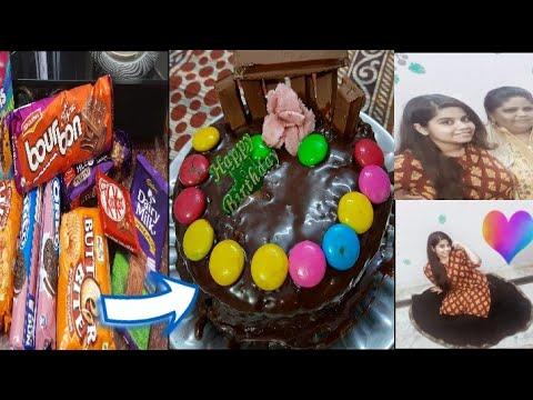 Vlog #2 | Maa Ka Birthday | Cake Making At Home | By Riya Sharma