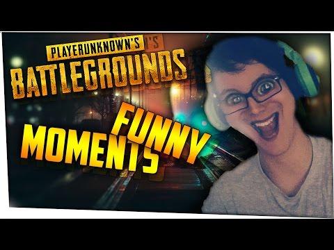 Player Unkown's Battlegrounds FUNNY MOMENTS - German (Austrian/Dialekt)