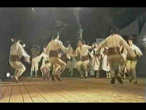 Taniec Góralski Żywiec zespół Gronie Polish Folk Traditional Gorals Dance
