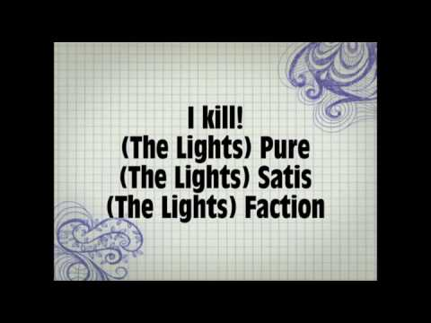 Britney Spears - Kill The Lights - Karaoke