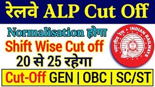 Railway ALP Cut off Mark 2018 After Answer Key || Railway ALP Safe Score For CBT-1