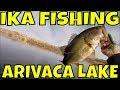 Arivaca Lake Bass Fishing in Arivaca Arizona