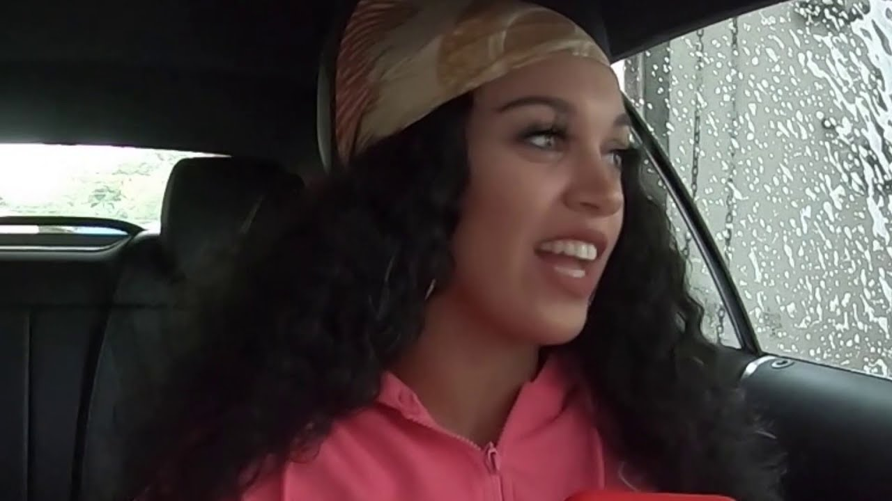 HIDDEN CAMERA IN CAR PRANK LEADS TO REAL BREAKUP