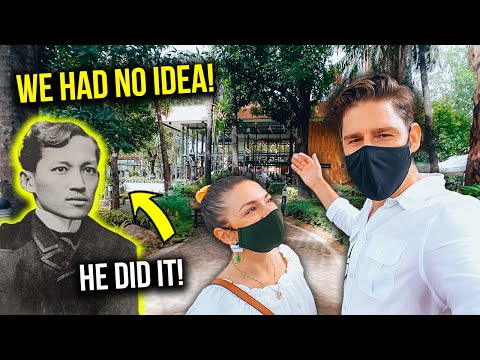 Can't Believe FILIPINO National HERO Rizal did THIS! Foreigners Surprised!