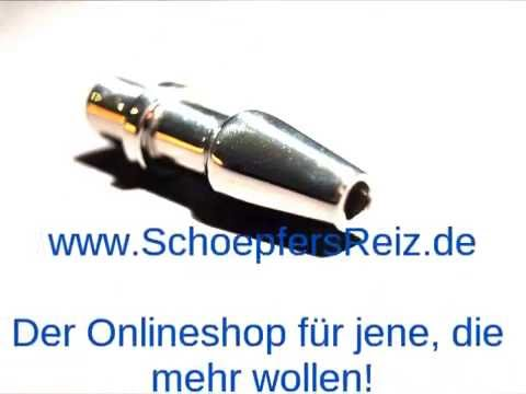 SchoepfersReiz.de - Offene 12 - Urethral Sounding - Harnröhrenimplantat