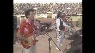Roger Wango - Leila [Live] 95