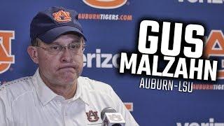 What Gus Malzahn said after Auburn's heartbreaking loss to LSU