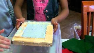 Paper Making at Home
