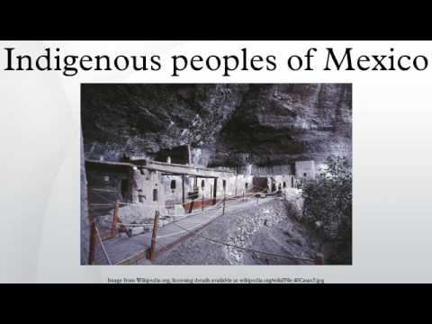Indigenous peoples of Mexico