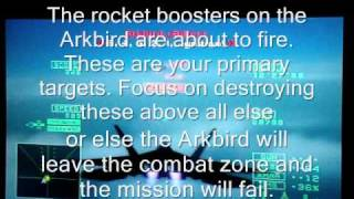 Ace Combat 5 walkthrough Mission 24 White Bird Part II