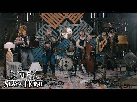 STEVE 'N' SEAGULLS Full Performance At Slay At Home Fest | Metal Injection