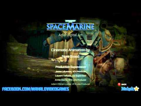 Warhammer Space Marine - Walkthrough - End Credits