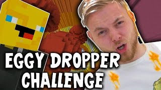 EGGY DROPPER CHALLENGE! - Custom Minecraft Map