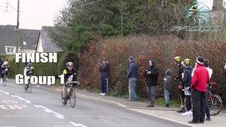 Falco Cycling Team Race Report Highlights - Race 2, Springtime Pursuits 22nd Feb 2014