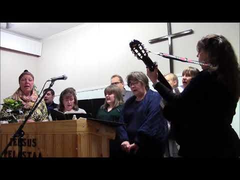 Alavuden Baptistit Raimo Rahnasto ANNA TILAA JUMALALLE II 2 12 2017