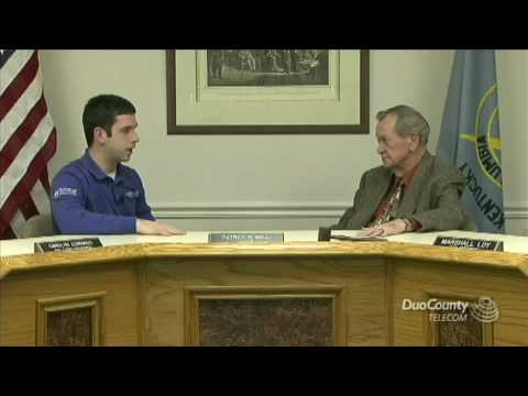 Duo County Telecom's Interview with Columbia, KY mayor, Pat Bell