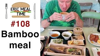 Bamboo Digging & Feast (????) -  Eric Meal Time #108