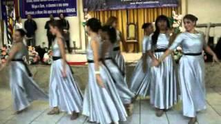Coreografia Nunca Pare de Lutar - Ludmila Ferber (IEQ Ribeirão Preto)
