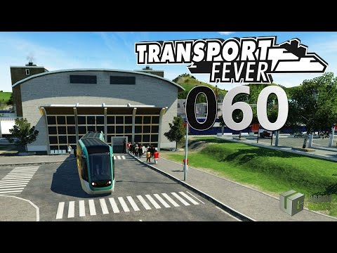 Geisterbahn 🚆 ► [060] ► Let's Play Transport Fever German