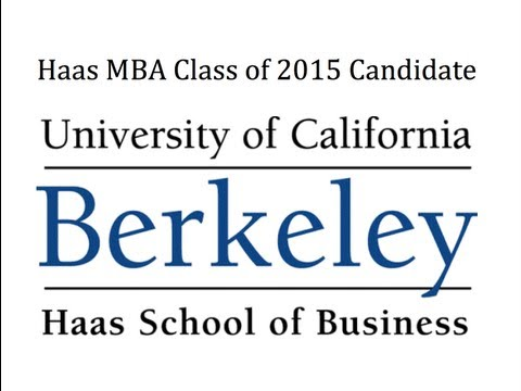 Interview with a Berkeley Haas Class of 2015 MBA