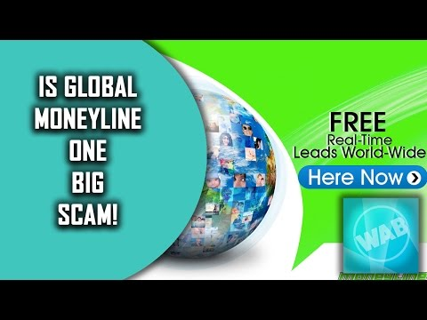 Is Global Money Line A Scam