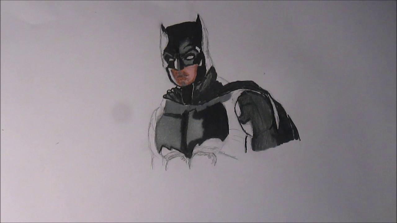 Dessin Batman Youtube