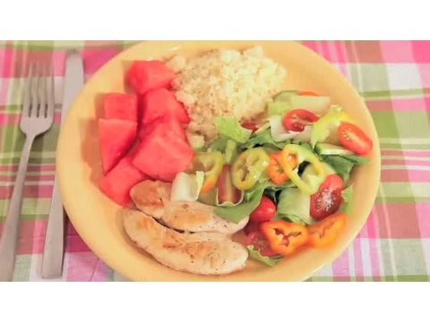 How to Follow the USDA MyPlate Dietary Guidelines