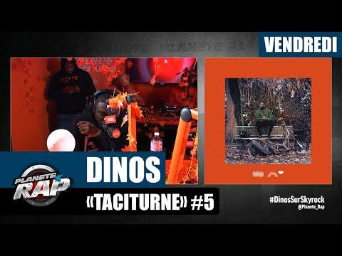 Youtube: Planète Rap – Dinos«Taciturne» #Vendredi