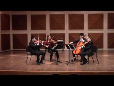 Haydn - String Quartet Op 76 #4 in B Flat 'Sunrise'