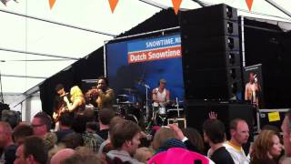 Optreden Tour de Funk Dutchweek Val Thorens 2011