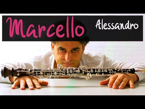 Marcello . Oboe Concerto d minor