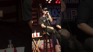 Kane Brown Lauren Alaina 'What If's' Coyote Joe's Tanner Guitar Pull